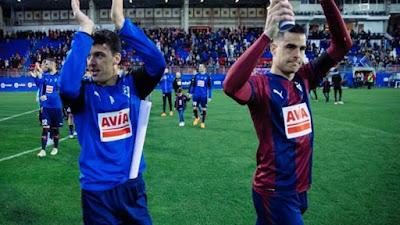 Eibar di Jurang Degradasi Cadiz Aman Dari Juru Kunci Klasemen Liga Spanyol