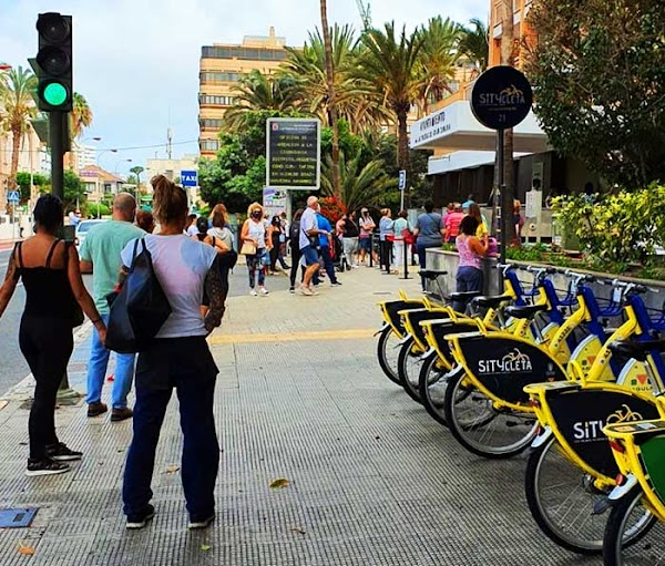 Piden certificado empadronamiento gratuito y online, Las Palmas Gran Canaria