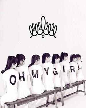 OH MY GIRL – OH MY GIRL [1st Mini Album]