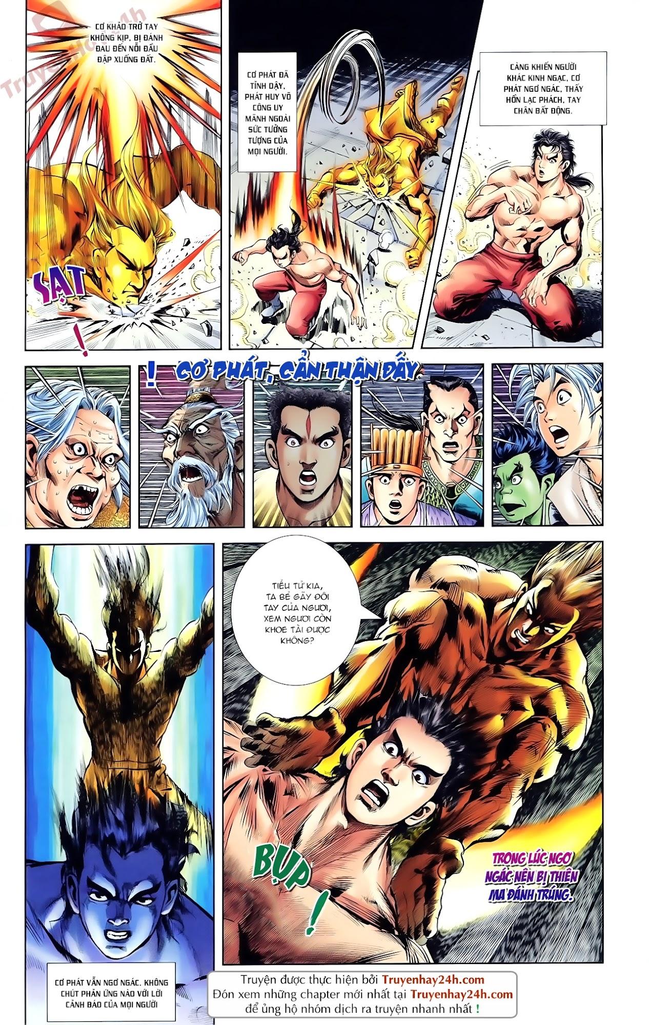Cơ Phát Khai Chu Bản chapter 84 trang 29