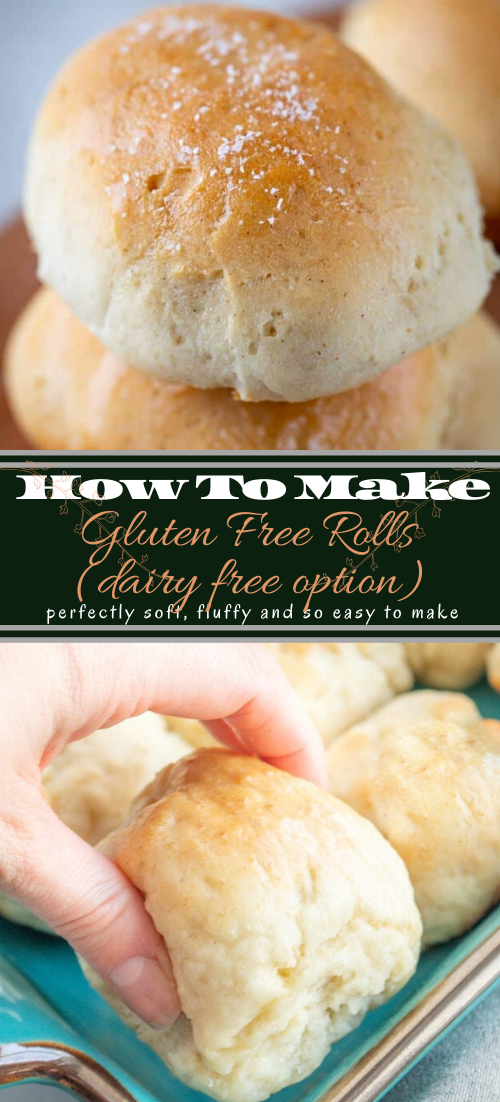 Gluten Free Rolls (dairy free option) #desserts #cakerecipe #chocolate #fingerfood #easy