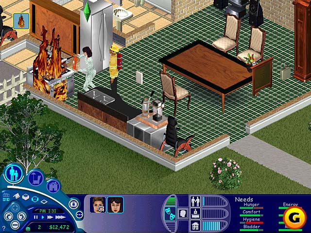 The Sims 1 House Ideas House And Home Design