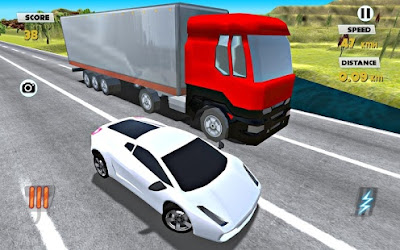 Heavy Racing In Car Traffic Racer Speed Driving game