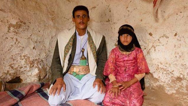 Ужасы Йемена: 8-Летняя Девочка Умерла В Первую Брачную Ночь