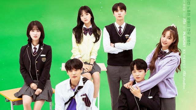 Live On: conheça o novo k-drama escolar com elenco idol