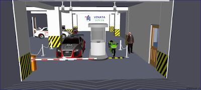 Hệ thống an ninh hiện đại tại Vinata Tower Khuất Duy Tiến