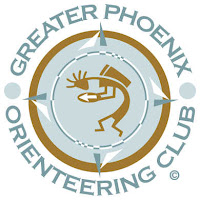 Greater Phoenix Orienteering Club logo