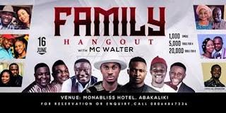 Mc Walter Family Hangout Show