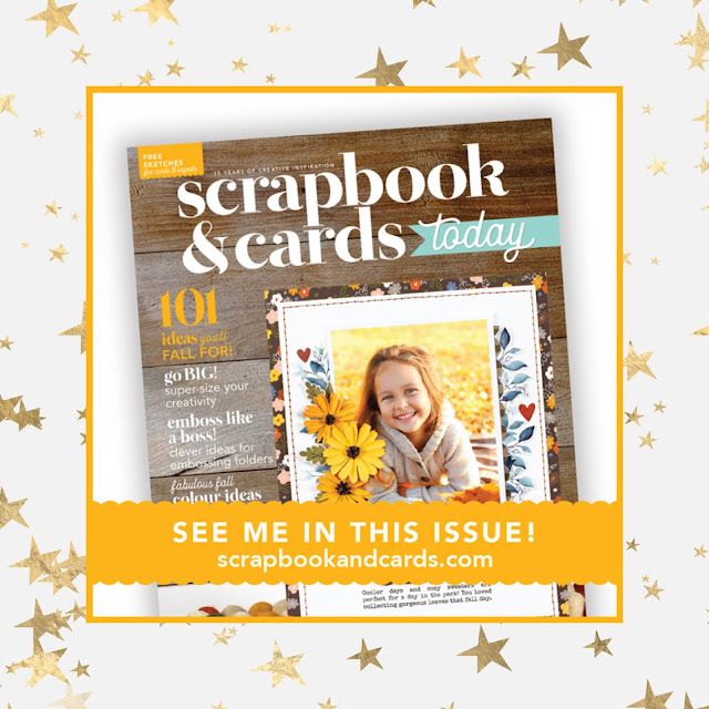 Scrapbook & Cards Fall Issue