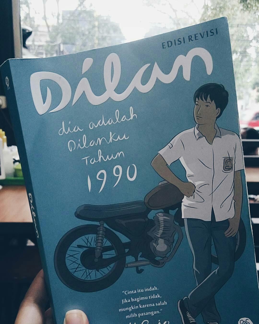 Sinopsis Novel Dilan 1990 : sinopsis, novel, dilan, Resensi, Novel, Adalah, Dilanku
