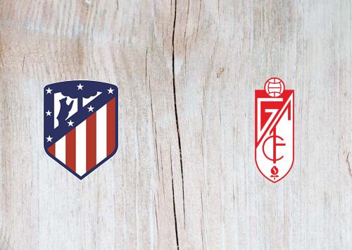 Atletico Madrid vs Granada -Highlights 8 February 2020