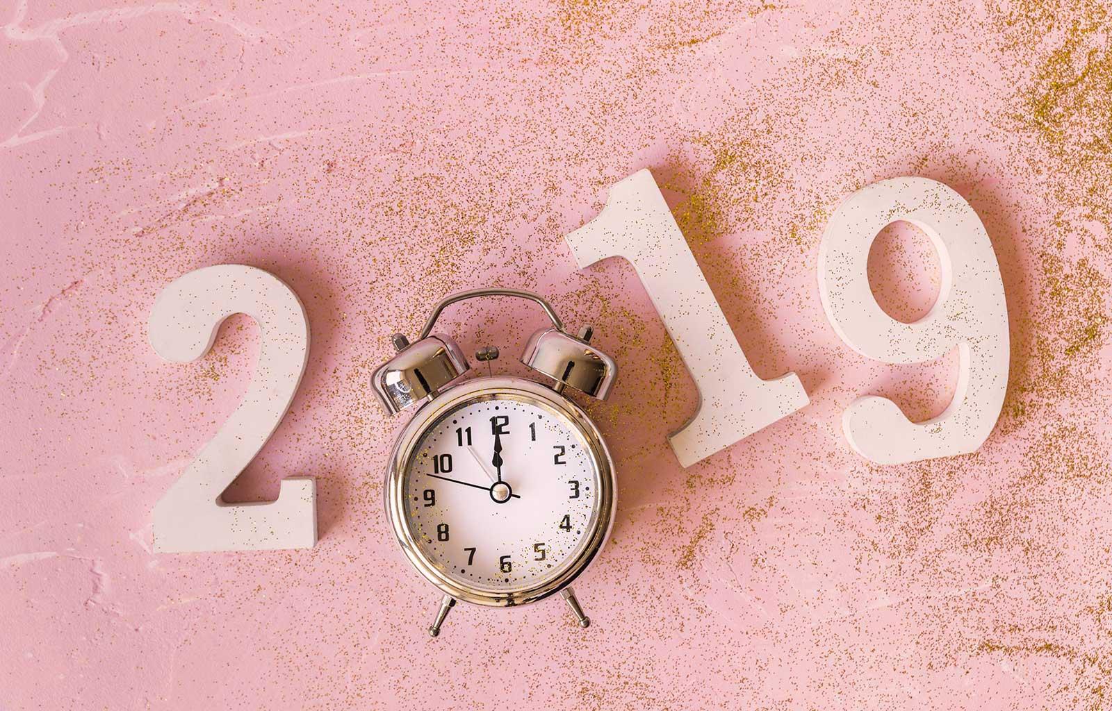 Horloge 2019