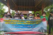 Pemuda Lombok Tengah Tolak Ceramah Provokatif