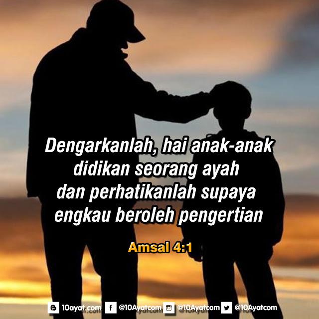 Amsal 4:1
