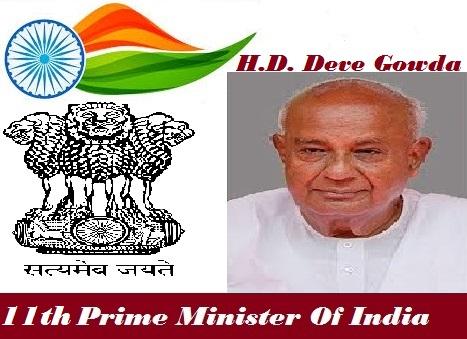 HD Deve Gowda