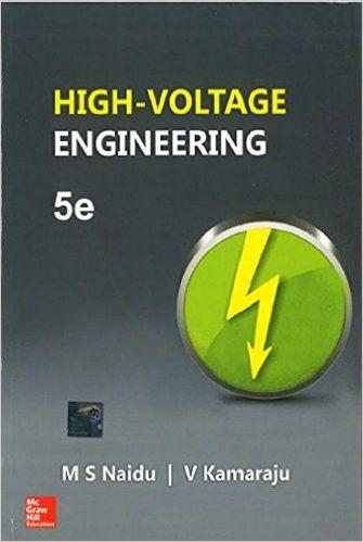 Download High Voltage Engineering By M S Naidu And V Kamraju Pdf