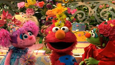 Elmo and Abby's Birthday Fun Sesame Street