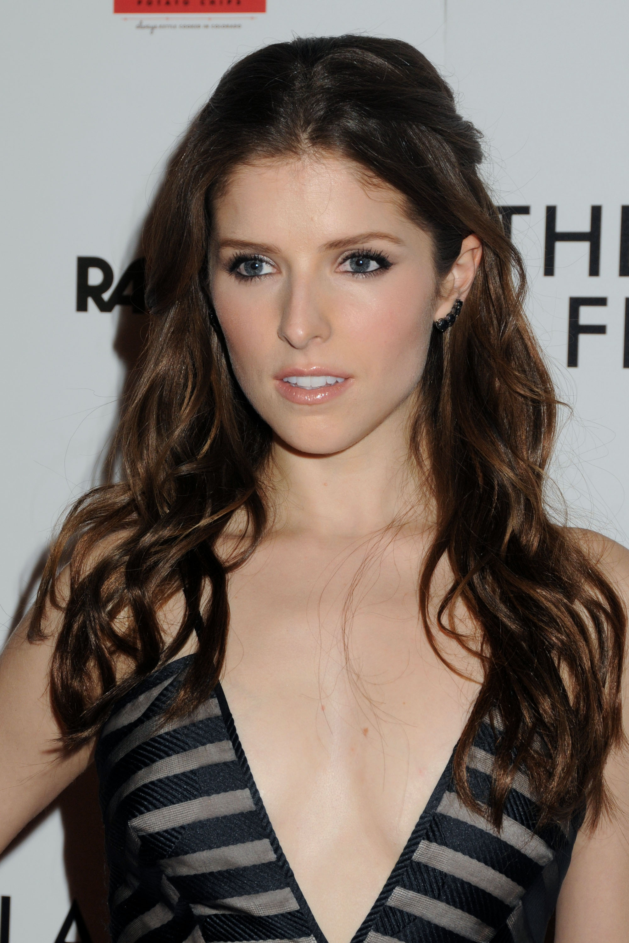Anna Kendrick Nude In New Movie