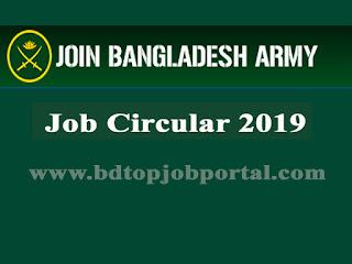 BMA-83th Cadet Recruitment Circular 2019