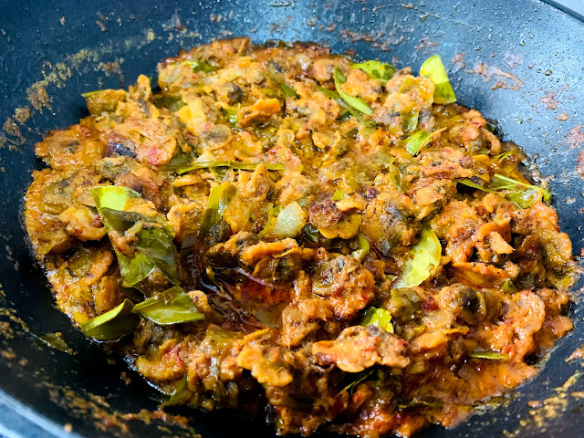 kerang masak rendang resepi paling sedap dan mudah