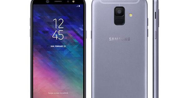 Kamera dan RAM Samsung A6