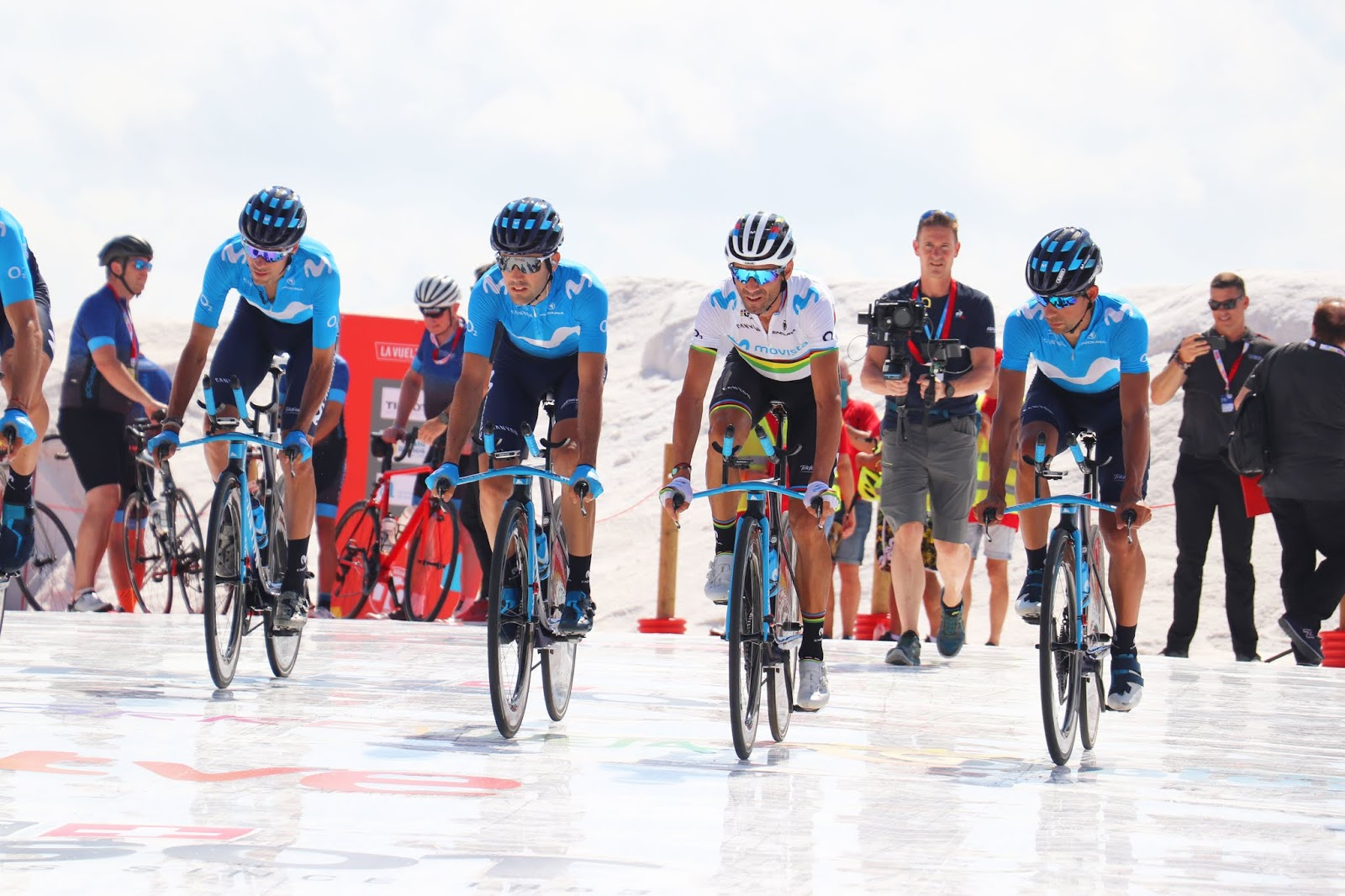 Top 10 List of the Best Spanish Male Cyclists - Valverde