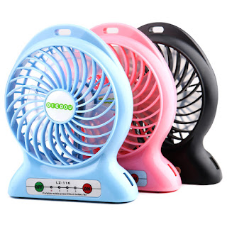 mini ventilatore usb