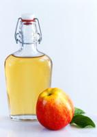 μηλόξυδο για την ξηροδερμία