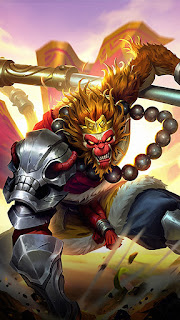 Sun Monkey King Heroes Fighter of Skins Rework V2
