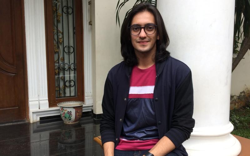 Omar Daniel pemain sinetron Setelah Aku Mati SCTV