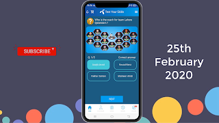 My Telenor Play and Win 25-02-2020