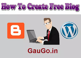 Today we are going to give you complete information about how to create a free blog/ website and starts earning money online