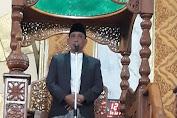 Bupati Wajo Jadi Khatib Shalat  Jumat di Masjid Agung Ummul Qura Sengkang