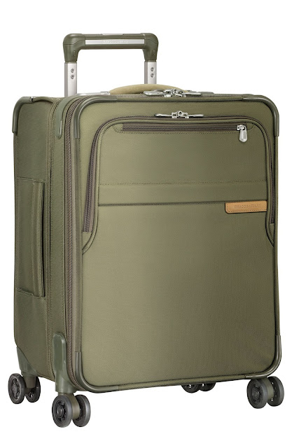 Briggs & Riley 'Baseline' Wide Body Expandable Rolling Packing Case (21 inches)