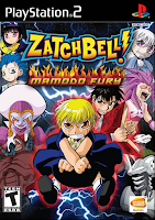 Cheat Zatch Bell! Mamodo Fury PS2