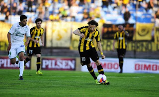 Peñarol vs Plaza Colonia