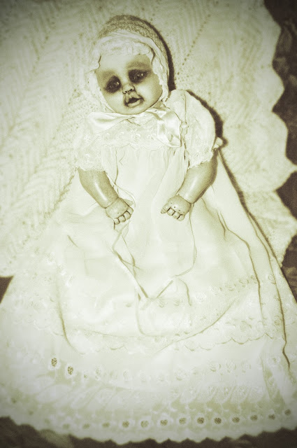 Victorian Memento Mori Inspired Gothic Zombie Babies