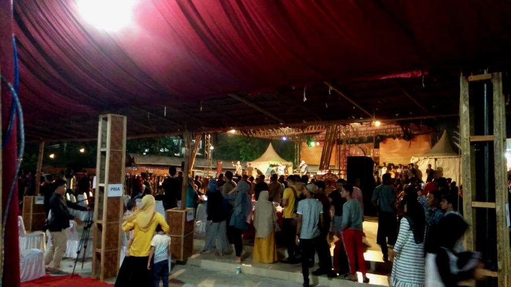 Cerita di Balik Pembubaran Base Jam yang Dinilai Tidak Sesuai Syariat Islam