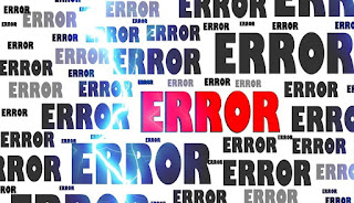 Writing errors