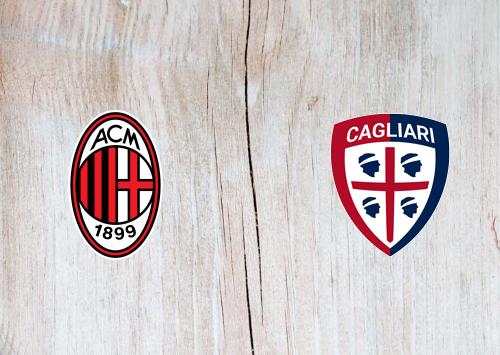 Milan vs Cagliari -Highlights 01 August 2020