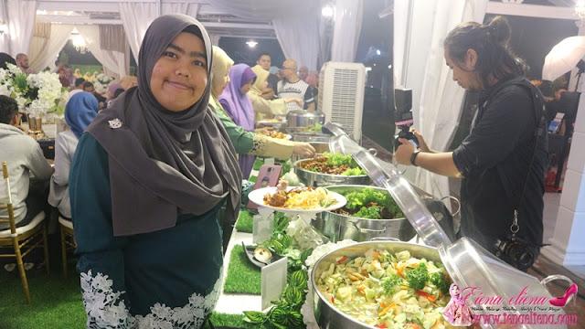 Grand Opening & Food Tasting Lugar De La Boda @ Puchong
