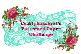 Craftyhazelnut's Patterned Paper: August