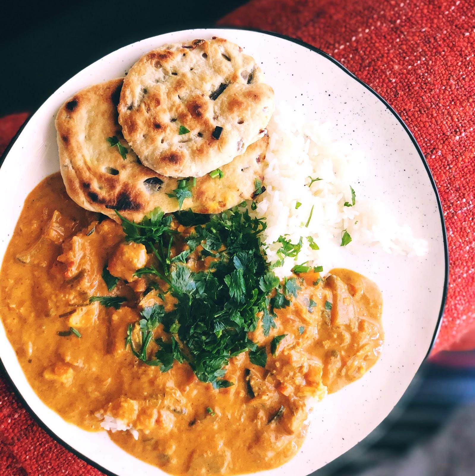 Poll roti, czyli srilańskie chlebki do curry