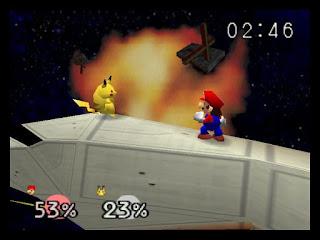 Rom Super Smash Bros para N64 grátis online