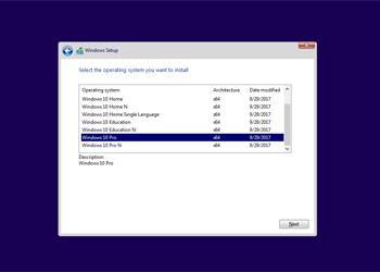 Paket Windows 10