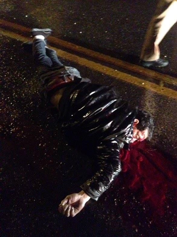 Homem é encontrado morto em rua de Colombo