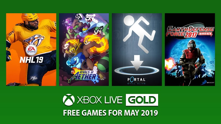 xbox live gold free games june 2019 ea sports nhl 19 portal