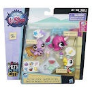 Littlest Pet Shop 3-pack Scenery Pets in the City Pets