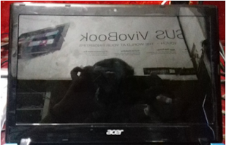 Cara Mengganti LCD NoteBook Acer