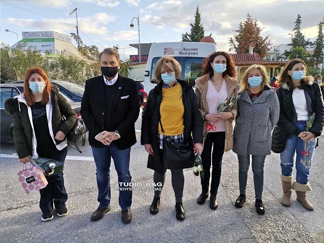 Αναχώρησαν για την Θεσσαλονίκη οι εθελόντριες νοσηλεύτριες από το Άργος (βίντεο)